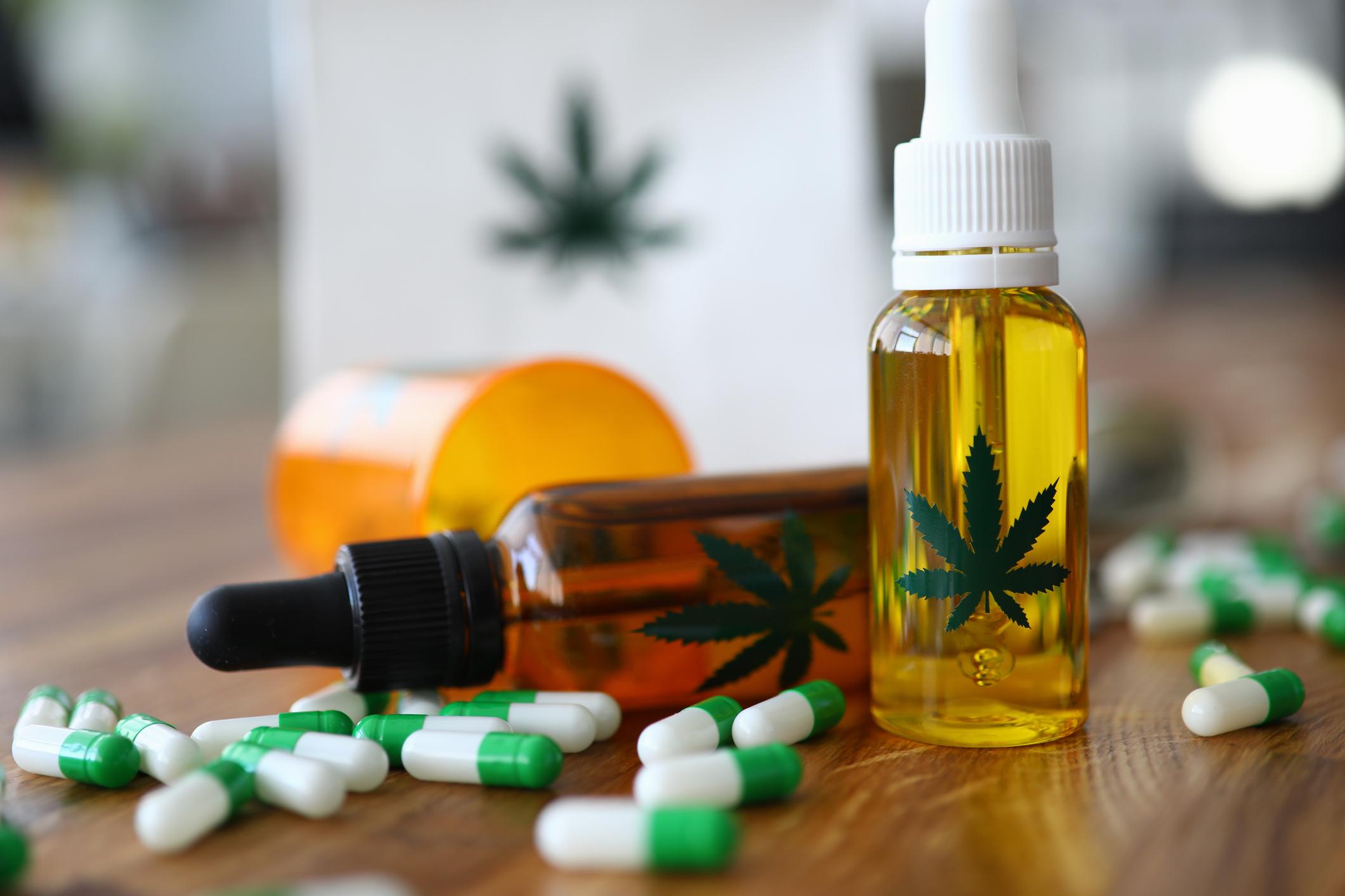 Le cannabidiol et ses médicaments contre le cancer